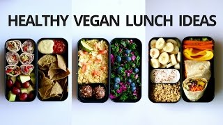 Healthy Vegan School Lunch Ideas (#3) BENTO BOX