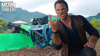 Jurassic World 2 | Get a behind the scenes look at the sequel with new footage