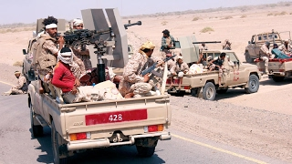 أخبار عربية - قوات الشرعية اليمنية تتقدم نحو تحرير معسكر خالد في #تعز