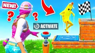 DEADLY DUO DEATHRUN *NEW* Game Mode in Fortnite Battle Royale
