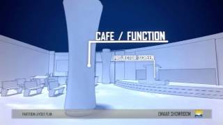 Jeddah Gate animation - Emaar