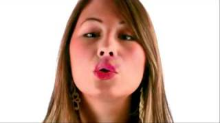 Best Beautiful Sexy Teenager Lipstick Kisses/Smooch (Pink Colors)