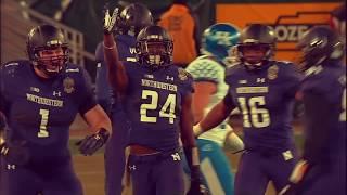 Montre Hartage || 2017 Northwestern Highlights