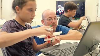 Come t'immagini una lezione di tecnologia @ Codemotion Kids?
