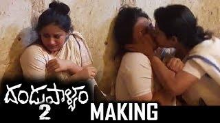 Dandupalyam 2 Movie Making Video   Sanjana   Pooja Gandhi   TFPC