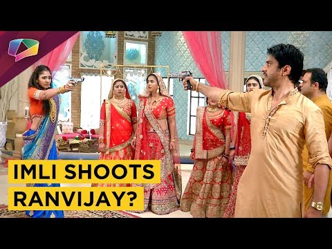 Xxx Mp4 Imli Shoots Ranvijay And Tries To Kidnap Chakor Udaan Colors Tv 3gp Sex