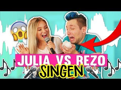 Xxx Mp4 WER SINGT BESSER 😳🎤 Julia Vs Rezo😱🎼 3gp Sex