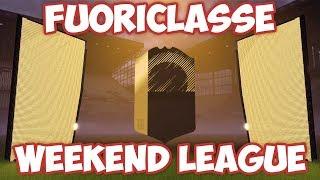 Fuoriclasse in Weekend League -- Pack Opening Premi Fut Champions FUT 18 ITA