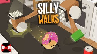 Silly Walks (By Part Time Monkey Oy) - Kitchen Adventures - 3 Stars Gameplay