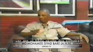 DAAWO WARAYSI MADAXWAYNE MOHAMED SIYAD BARE IYO QADIYADA OGADEN