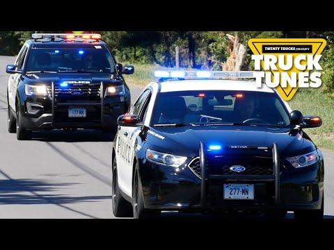 Xxx Mp4 Police Car For Children Kids Truck Video Police Vehicles 3gp Sex