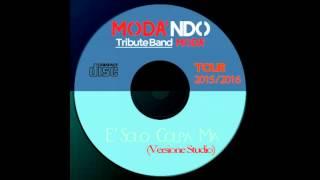 MODA'NDO ( Tribute Band Modà) E' solo colpa mia (Vers.Audio)