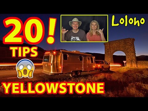 THE TRUTH ABOUT YELLOWSTONE 20 TIPS
