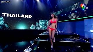 SWIMSUIT COMPETITION - MISS GRAND INTERNATIONAL 2015 - FINAL SHOW
