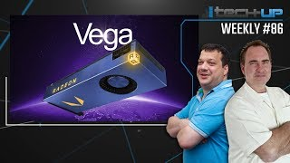 Nvidia-Killer: AMD Vega | HM08: Leak | ARM: Gehirn-CPU | S8: Iris-Scanner-Hack | Tech-up Weekly #86