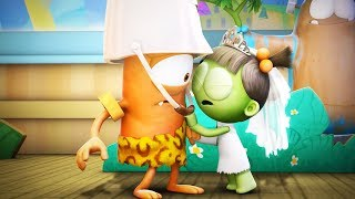 Funny Animated Cartoon | Spookiz | ❤️  Love Moves In Mysterious Ways ❤️  | 스푸키즈 | Cartoon For Kids
