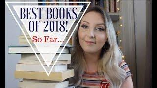 BEST BOOKS I'VE READ IN  2018 SO FAR!