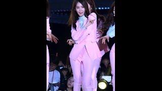 140607 소녀시대 (Girls' Generation) - Hoot (윤아 직캠) 2014 드림콘서트 by Crystal