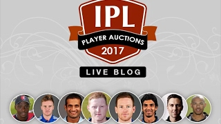 IPL Auction 2017 | Top 10 Most Expensive Players Sold in IPL 10 Auction | Ben Stokes 14.5 Crore