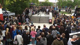 North Brigade Köln Skatepark Re-Opening 2015 I skatedeluxe