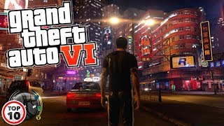 Top 10 GTA VI Facts You Need To Know