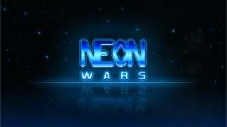 Neon Wars HD - iPad 2 - HD Gameplay Trailer