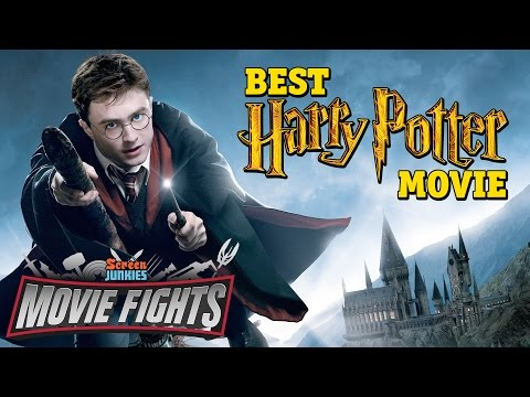 What is the Best Harry Potter Movie HARRY POTTER FIGHTS