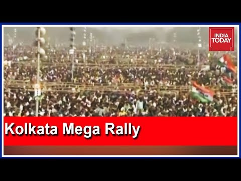 Xxx Mp4 Live From Kolkata Brigade Ground Mamata S Opposition Meet To Host 40 Lakh People 3gp Sex