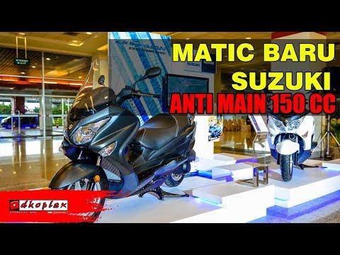 Xxx Mp4 SANGAR Matic Baru Suzuki Calon Lawan Yamaha NMAX Pakai Mesin 180 Cc 3gp Sex