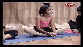 Titali Asan in Hindi | Yoga in Hindi | योग आसन | Yoga For Children | Yoga Step By Step For Kids