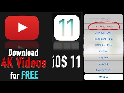Xxx Mp4 How To Download 4K Videos On IOS 11 IOS 11 Update 3gp Sex