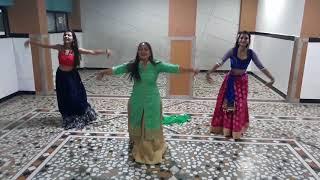 Pallo latke dance... with ghoomar new dance..