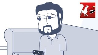 Rooster Teeth Animated Adventures - Burnie Gets Busted