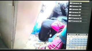muslim women steals saree in old city Hyd