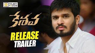 Keshava Release Trailers || Back to Back || Nikhil, Ritu Varma, Isha Koppikar - Filmyfocus.com