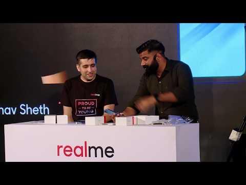 Realme 2 Pro Live Unboxing by Technical Guruji
