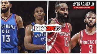 Le gros test de la mort : Thunder vs Rockets