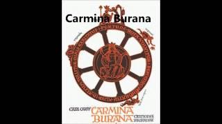 Carl Orff - Carmina Burana - O Fortuna [HIGH QUALITY]