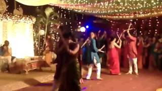 Momtaz's Holud Dance Performance 1