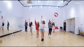 Apink 'FIVE'' 안무 연습 영상 (Choreography Practice Video)