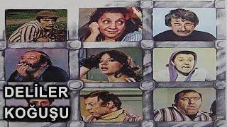 Deliler Koğuşu - 1981 Tek Parça (Adile Naşit & Müjdat Gezen & Münir Özkul & Suna Pekuysal)