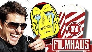 TOM CRUISE DESTROYS MARVEL? - Movie Podcast