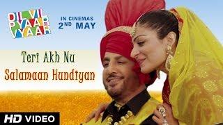 "Gurdas Maan ""Teri Akh Nu Salamaan Hundiyan"" - DVPV | New Punjabi Songs 2014 | Sagahits"