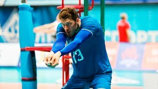 Dmitry Muserskiy vs Poland | Volleyball Nations League 2018