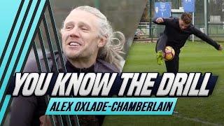 Oxlade-Chamberlain v Bullard v Holding - Skills Challenge - You Know The Drill