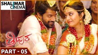 Tripura Telugu Full Movie Part 05/12 || Naveen Chandra, Swathi Reddy, Sapthagiri || Shalimarcinema