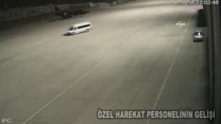 Huber Köşkünü savunmasız bırakan pilotlar tutuklandı