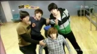 091229 - 2PM : You're Beautiful Parody (1/2)