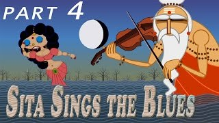 Sita Sings the Blues (2008) | Dubbed Hindi Animated Movie | Part 4