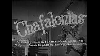 Cine Argentino - CHAFALONÍAS - 1960 - de Soffici con Luis Sandrini y Malvina Pastorino